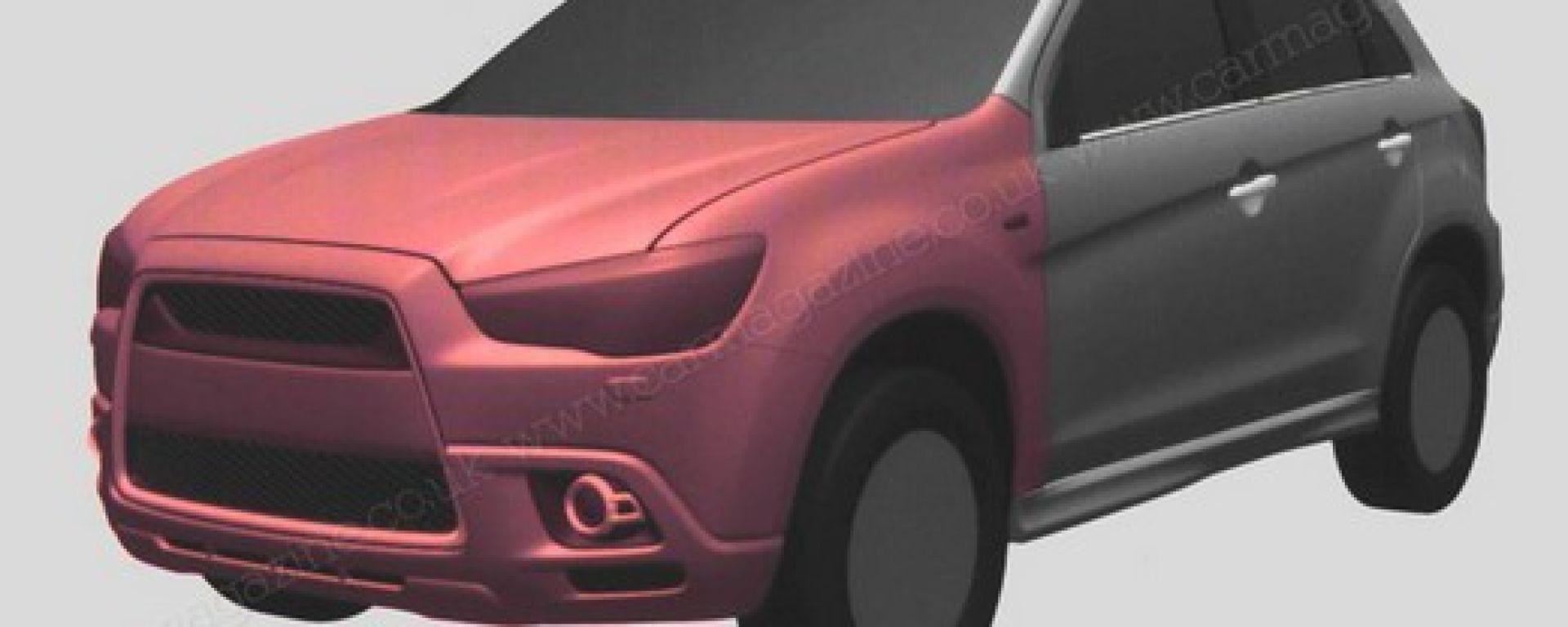 Mitsubishi CX Compact Crossover