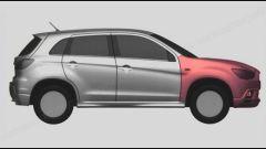 Mitsubishi CX Compact Crossover - Immagine: 2