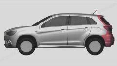 Mitsubishi CX Compact Crossover - Immagine: 3