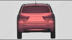 Mitsubishi CX Compact Crossover - Immagine: 4