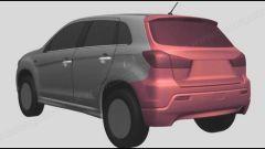 Mitsubishi CX Compact Crossover - Immagine: 6