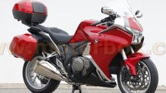 Honda VFR 1200 F - Immagine: 10