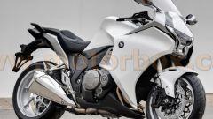 Honda VFR 1200 F - Immagine: 18