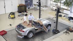 Mazda MX-5 Superlight, il backstage - Immagine: 1