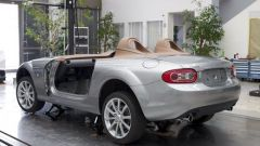 Mazda MX-5 Superlight, il backstage - Immagine: 62