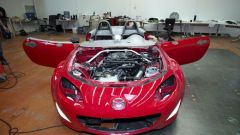 Mazda MX-5 Superlight, il backstage - Immagine: 68