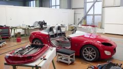 Mazda MX-5 Superlight, il backstage - Immagine: 80