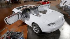 Mazda MX-5 Superlight, il backstage - Immagine: 85