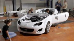 Mazda MX-5 Superlight, il backstage - Immagine: 79