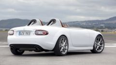 Mazda MX-5 Superlight, il backstage - Immagine: 12