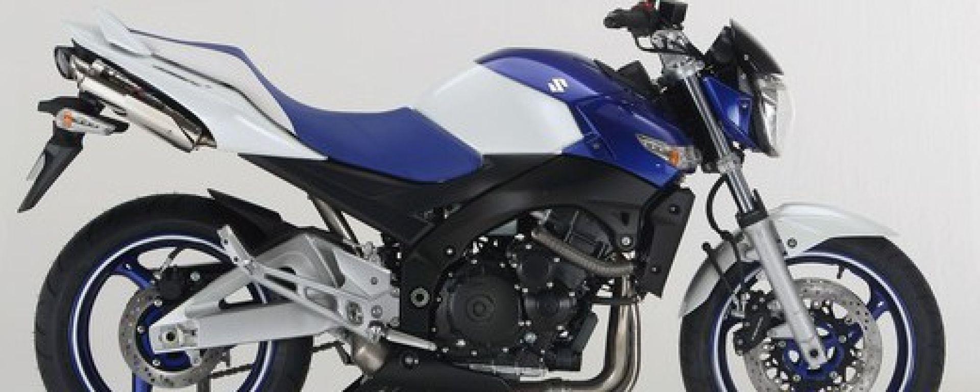 Suzuki GSR Special