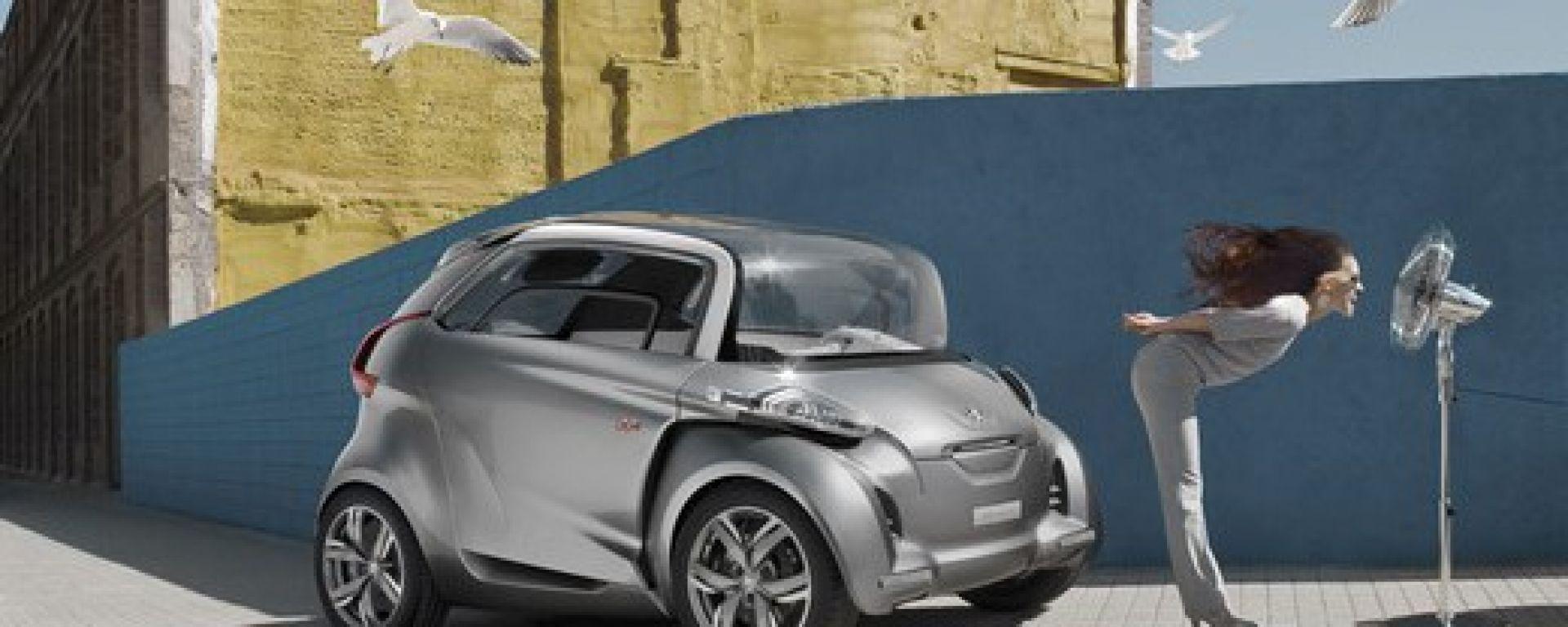 Peugeot BB1, la genesi