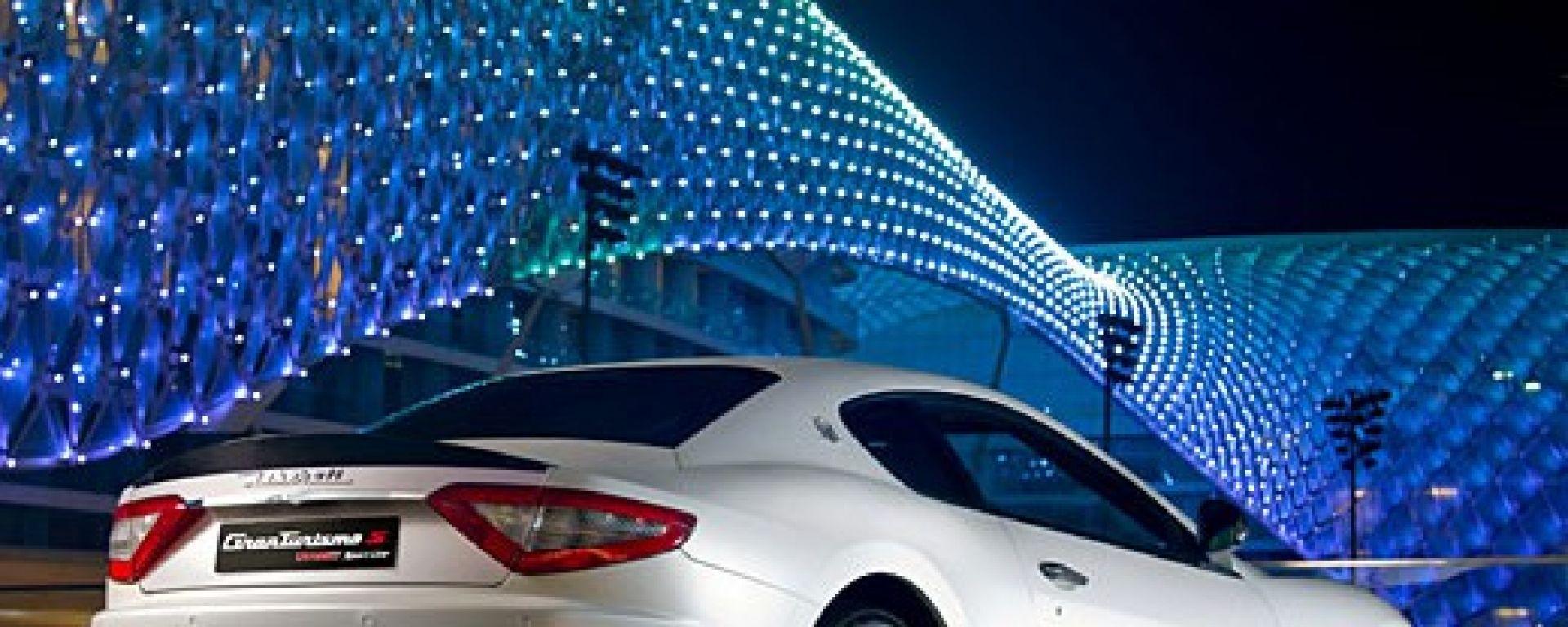 Maserati GTS MC Sport Line
