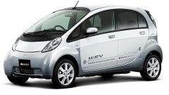 Mitsubishi I-MiEV - Immagine: 4