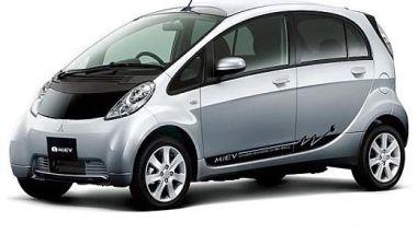 Listino prezzi Mitsubishi i-MiEV