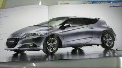 Honda CR-Z, le foto ufficiali - Immagine: 1