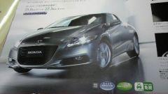 Honda CR-Z, le foto ufficiali - Immagine: 16
