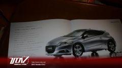 Honda CR-Z, le foto ufficiali - Immagine: 17