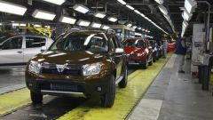 La Dacia Duster in 75 nuove foto - Immagine: 72