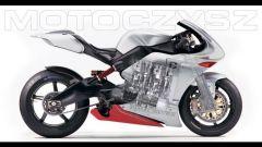 MotoCzysz C1 990 - Immagine: 4