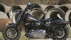 Harley-Davidson FLSTSB Softail Cross Bones Dark - Immagine: 23