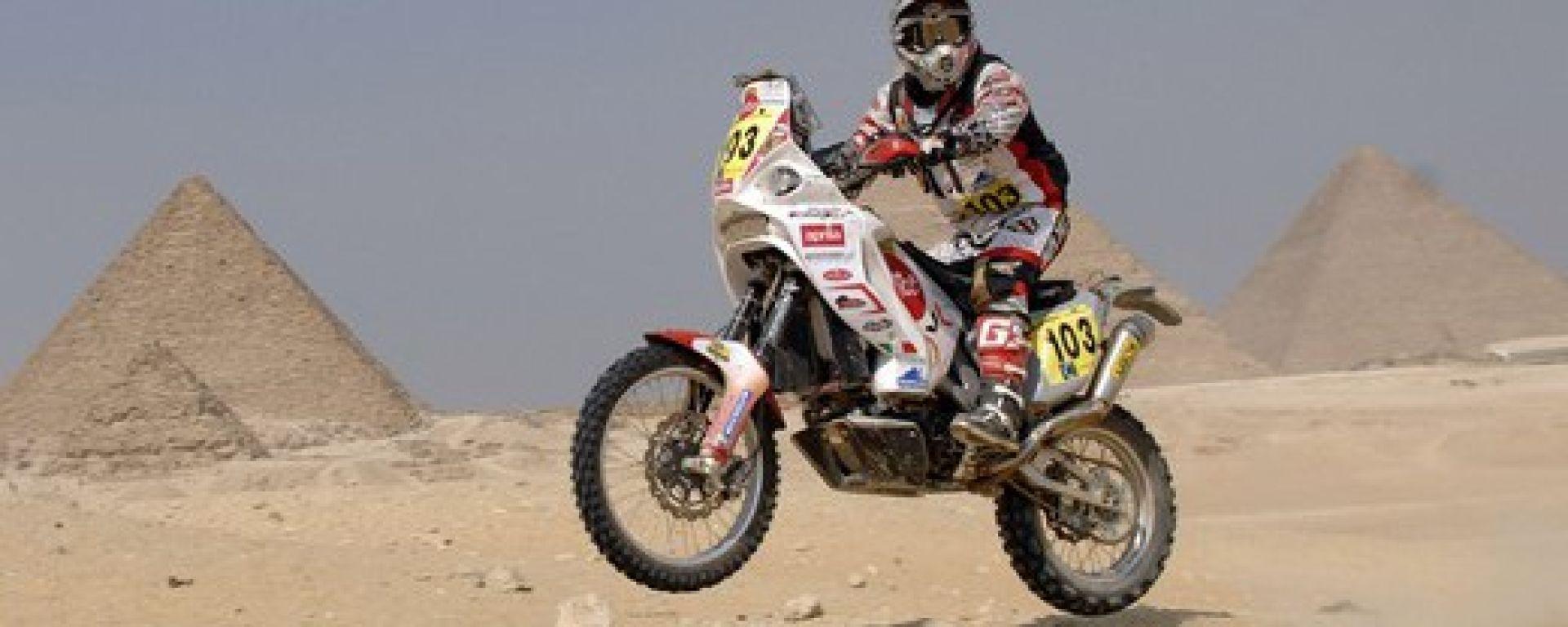 Aprilia RXV Dakar