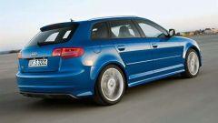 Audi A3 & S3 Sportback 2008 - Immagine: 12