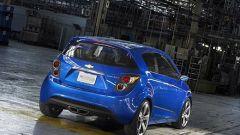 Chevrolet Aveo RS - Immagine: 9