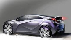 Hyundai Blue Will Concept - Immagine: 4