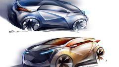 Hyundai Blue Will Concept - Immagine: 3
