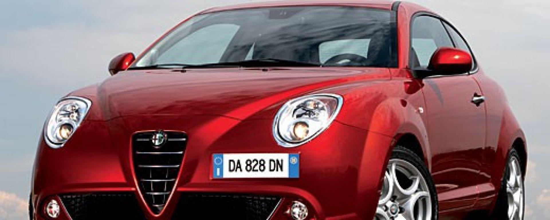Alfa Romeo MiTo Nine