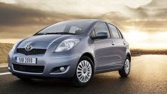 Toyota Yaris 2010 - Immagine: 2