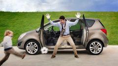 Opel Meriva, il primo contatto - Immagine: 1
