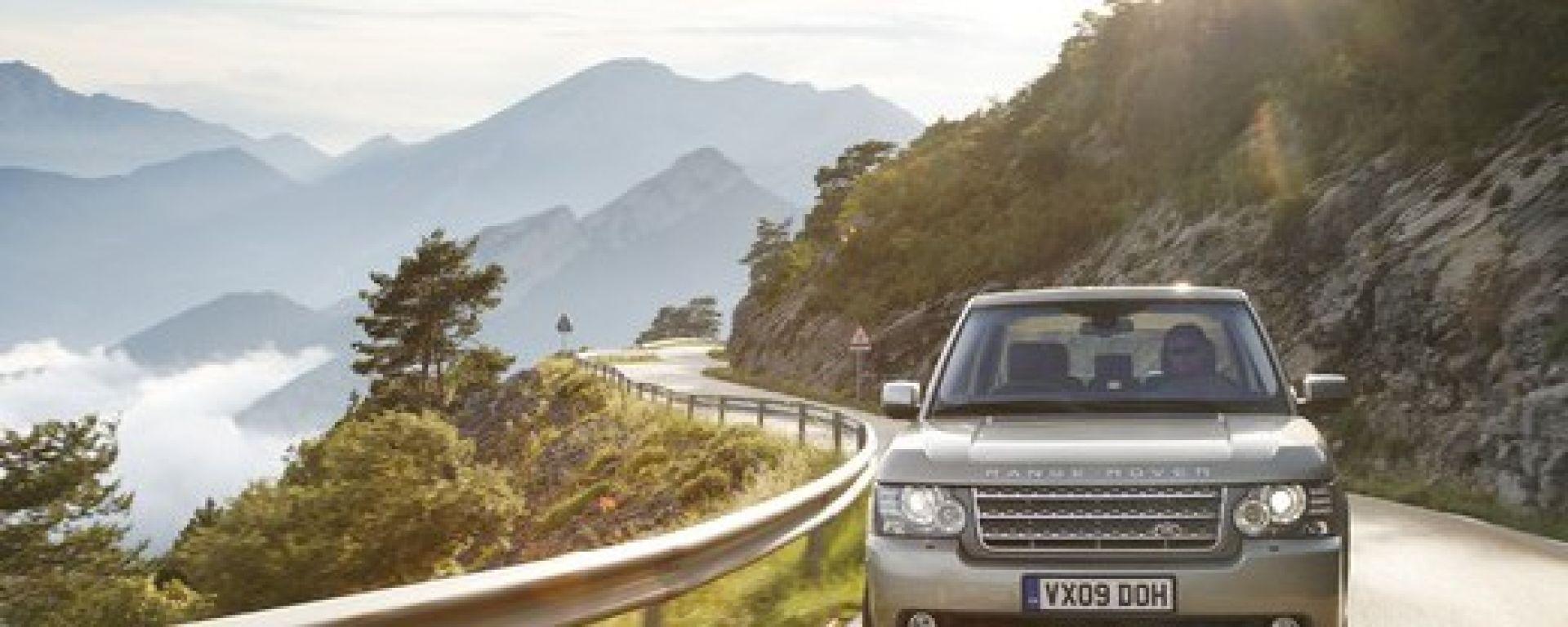 Range Rover MY 2010