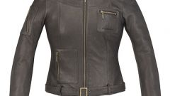 Alpinestars Velocity e Giorgia leather jacket - Immagine: 2