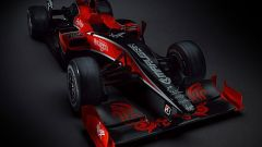 Virgin VR-01 F1 - Immagine: 1