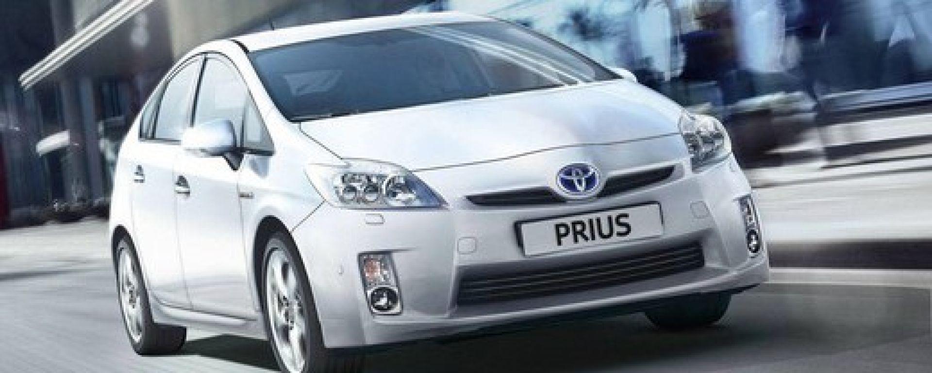 Richiamo Toyota, tutti i modelli interessati