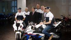 BMW SBK Team 2010 - Immagine: 7