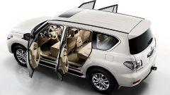 Nissan Patrol 2010 - Immagine: 12