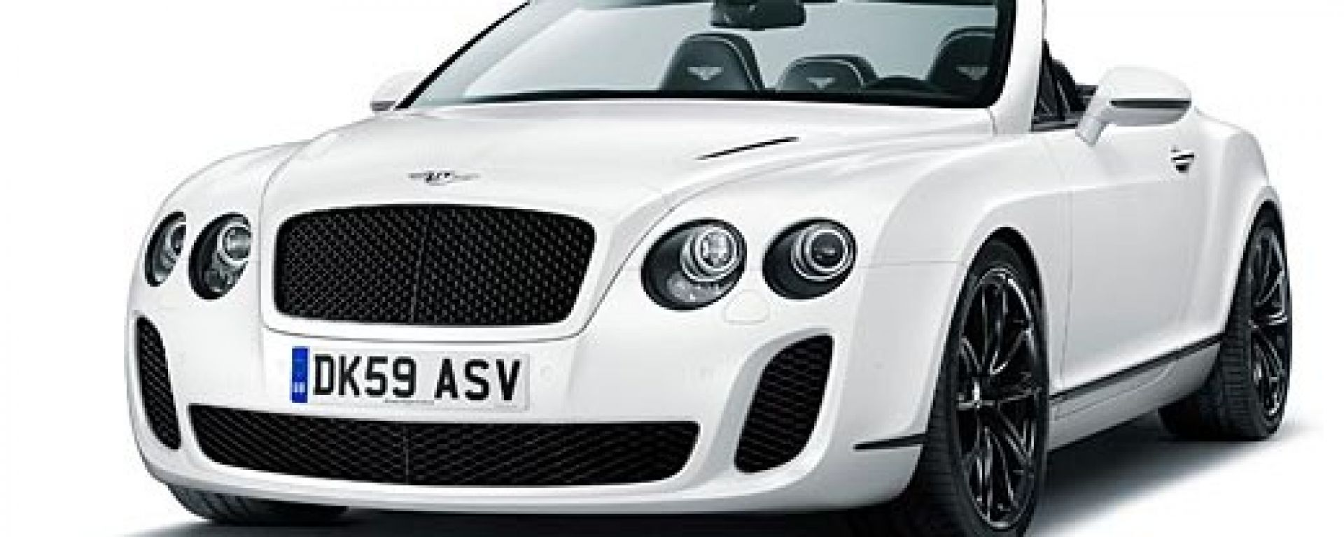 Bentley Continental GTC Supersports