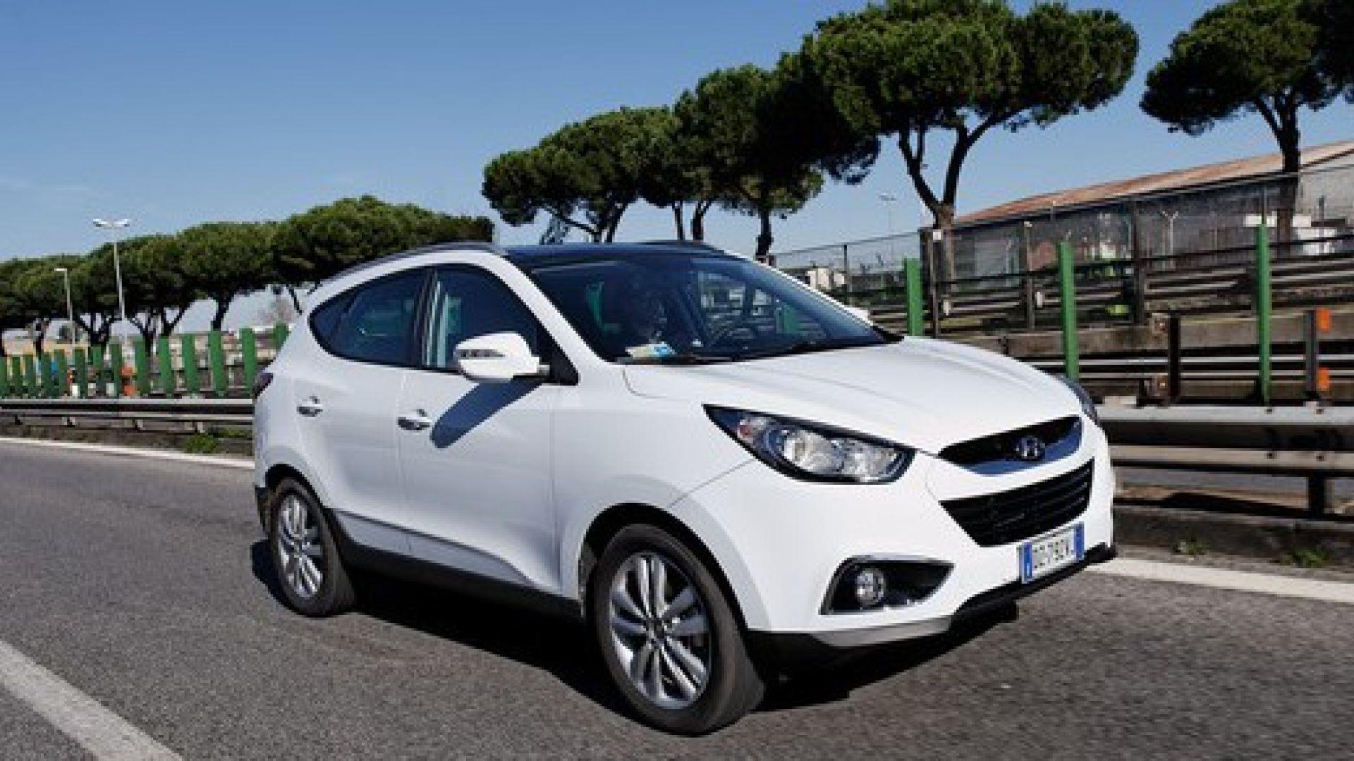 Immagine 0: Hyundai ix35