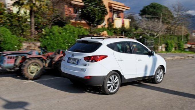 Immagine 17: Hyundai ix35