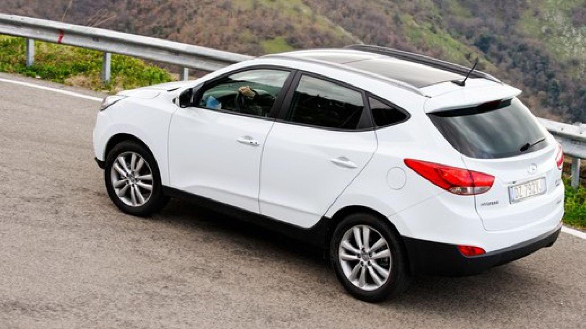 Immagine 16: Hyundai ix35