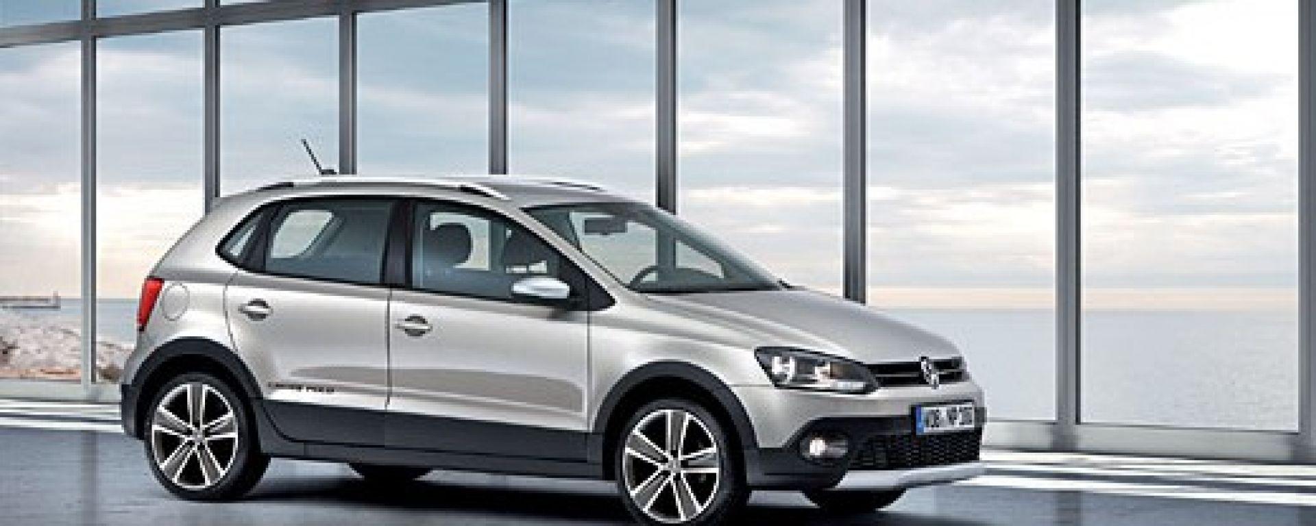 Nuova Volkswagen CrossPolo