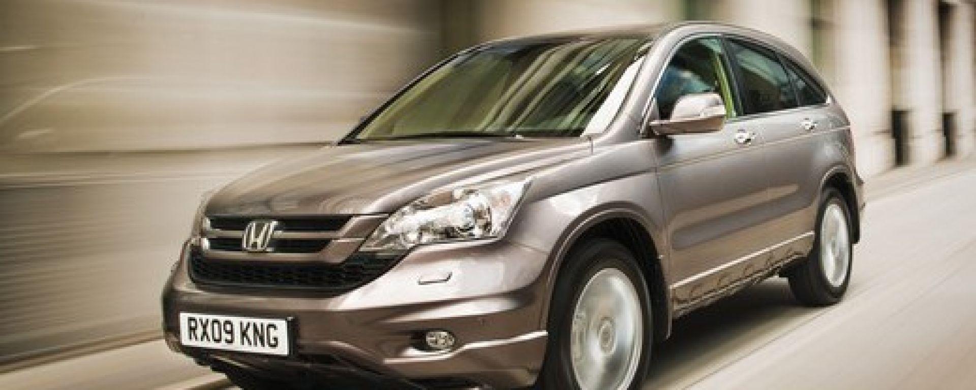Honda CR-V 2010 2.2 i-DTEC automatica