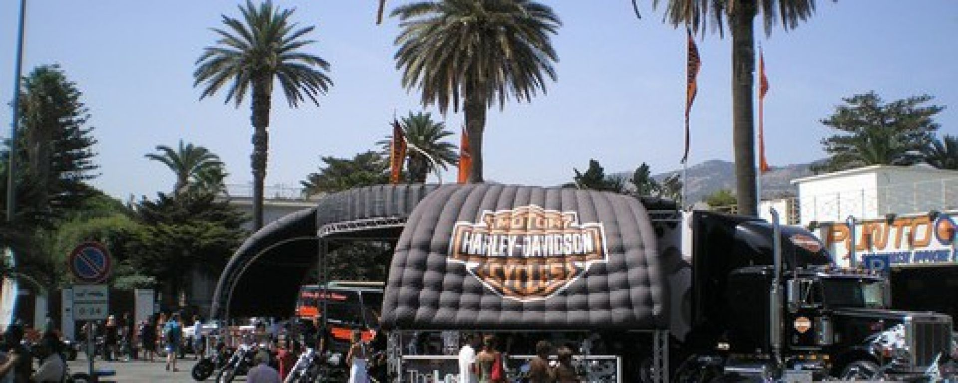 HARLEY-DAVIDSON: torna the lengend on Tour