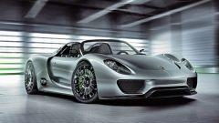 Porsche 918 Spyder - Immagine: 2