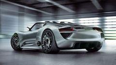 Porsche 918 Spyder - Immagine: 5