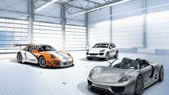Porsche 918 Spyder - Immagine: 10