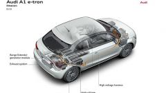 Audi A1 e-tron - Immagine: 15